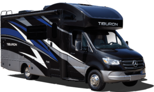 Tiburon Sprinter Motorhome on Mercedes-Benz Chassis