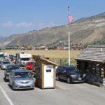 Yellowstone Park North Entrance Improvements