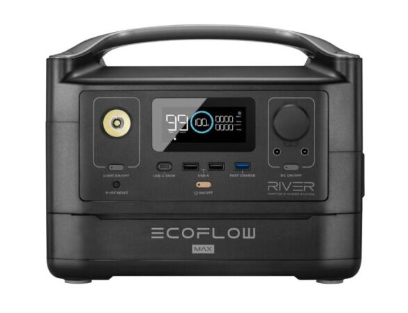 EcoFlow RIVER Max Portable Power Station Review