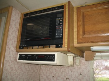 Combination microwave oven offers