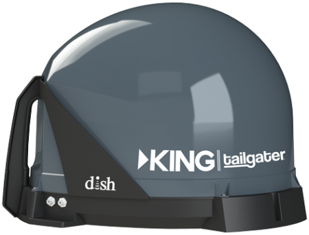 King Has New Automatic Satellite Tv Antennas For Dish And