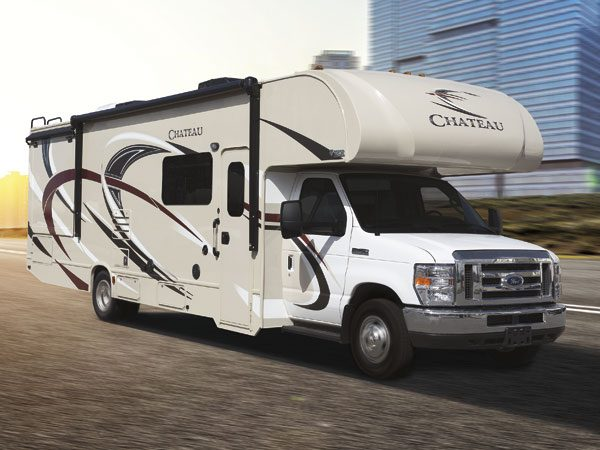 2017 Class C Motorhomes By Thor At Dealerships Rv Tip Of