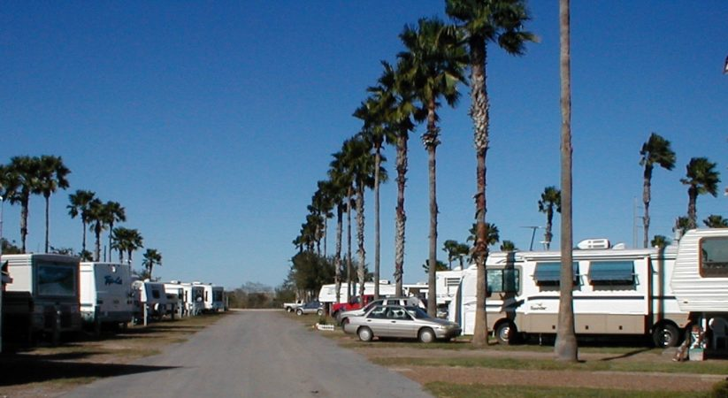 Texas Campgrounds Busy Hosting Winter Texans Rv Tip Of