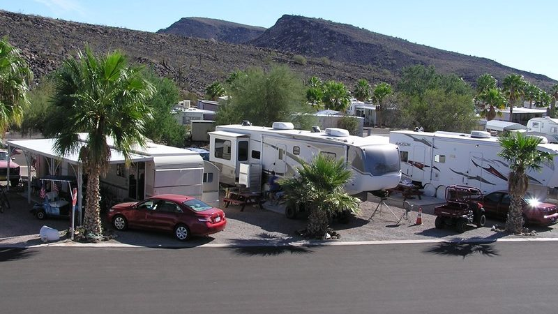 Extended Stay RV Parks Featured By Good Sams