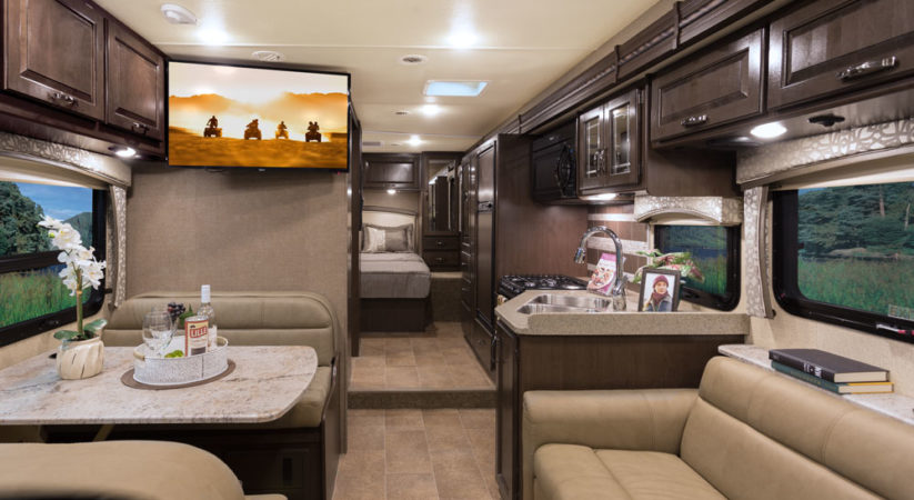 New Thor Chateau 31y Floor Plan Rv Tip Of The Day