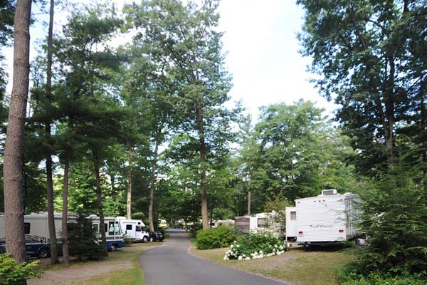 Lake George Rv Park Park Of The Year Rv Tip Of The Day