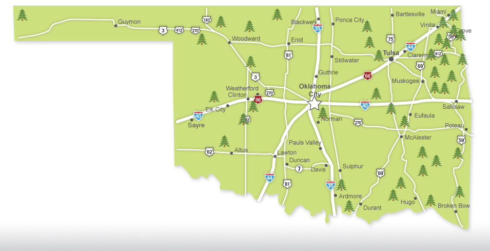 Some Oklahoma State Parks May Close Rv Tip Of The Day