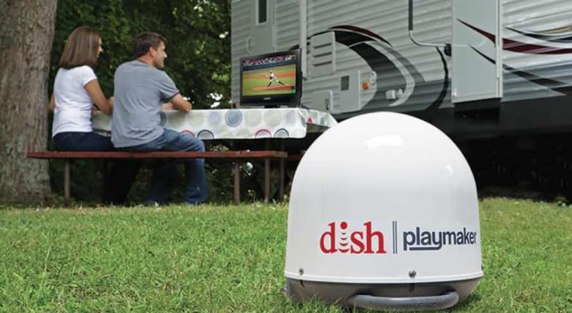 Dish Network For Rv >> Dish Playmaker Satellite Antenna Review Rv Tip Of The Day