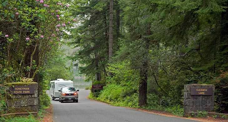 Oregon State Park Camping Rates Rise November 1st Rv Tip