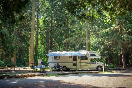 Washington State Parks Camping Winter Schedule Rv Tip Of