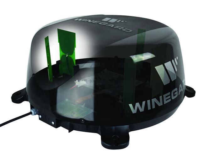 Winegard Shipping Connect 2 0 Wifi Cellular Antenna Rv